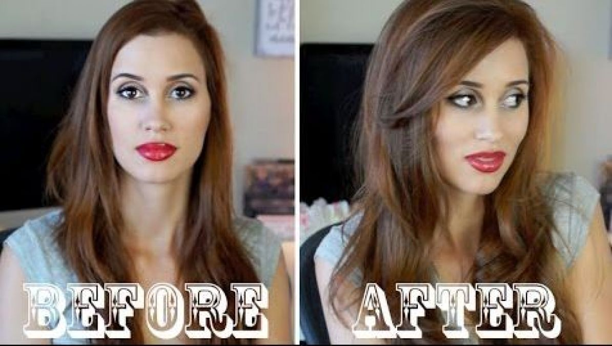 By these ways, you can make your thin hairs look thick!