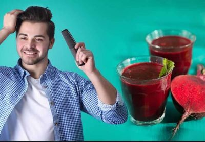 Beetroot Reduce hairfall, know how
