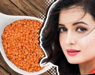 Get spotless skin with masoor dal homemade face packs