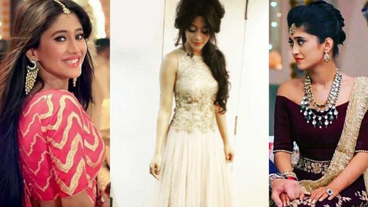 Try this hairstyle of Naira Aka Shivangi Joshi on this Raksha Bandhan