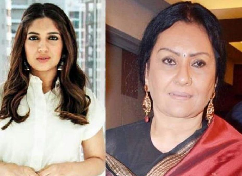 Bhumi Pednekar mourns over Vidya Sinha's demise, did such post!