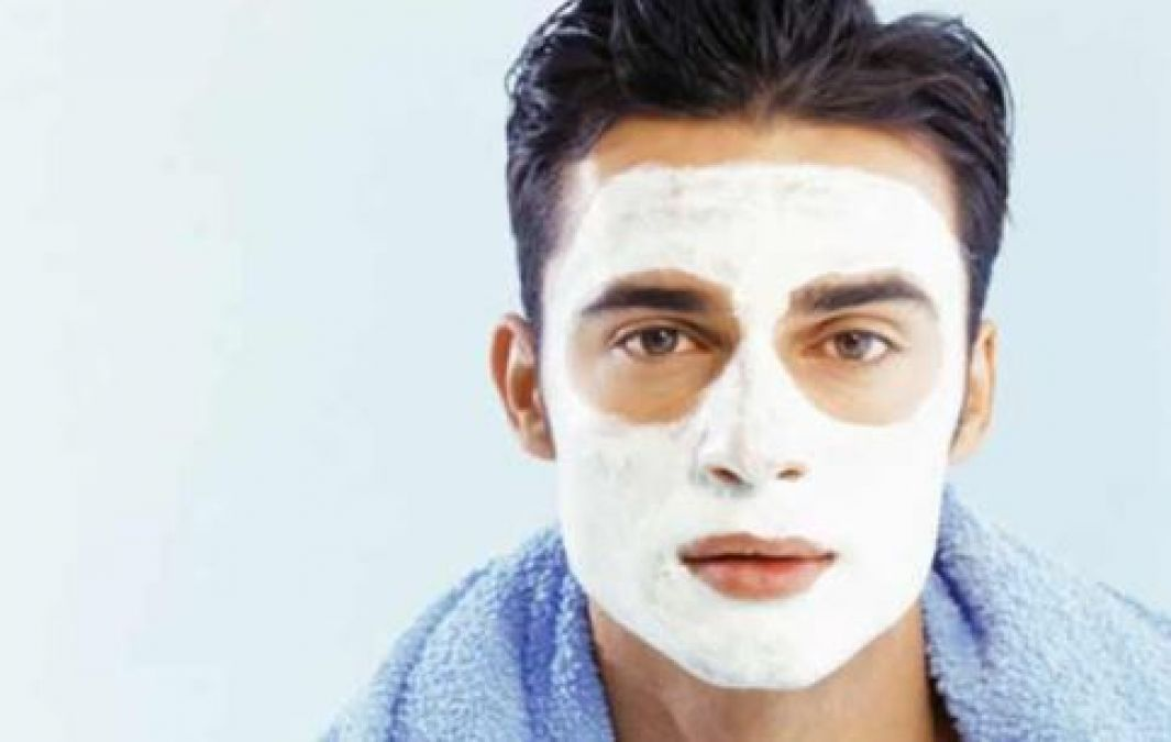 These 4 Face Packs Are Best For Men's Skin