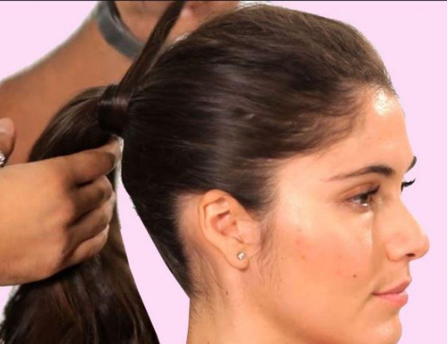 बाल बनाते वक्त ना करें ये गलतियां, हो सकता है नुकसान