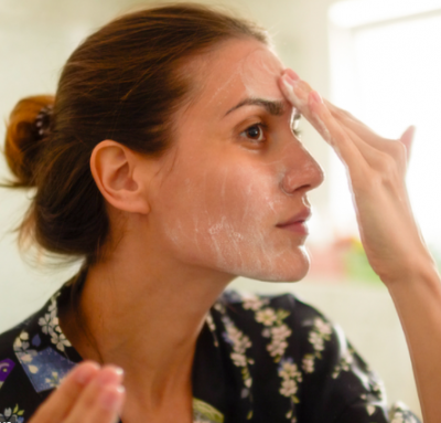 Getting more and more facials done can also be harmful, causes loss of skin!