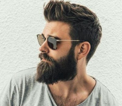 Not just the look, but your beard gives you many health benefits