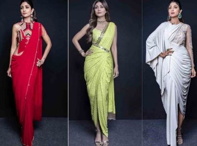 Follow Saree Style Of Bollywood Actress On Hartalika Teej