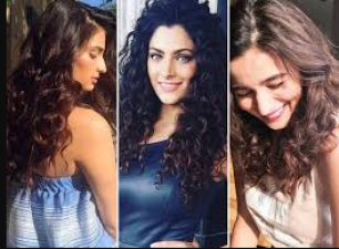 To give your hair different look; try this method