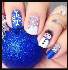 Give your nail a new look this Christmas season