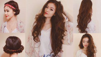 नैचरल तरीके से करें अपने बालों को कर्ल, ऐसे दिखेंगे सुन्दर