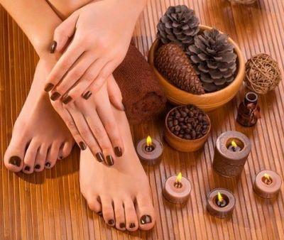 Chocolate Pedicure Makes Legs Beautiful, Learn How!