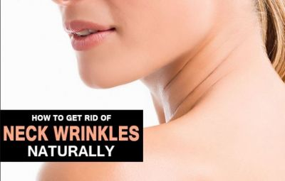 Remove neck wrinkles in These ways