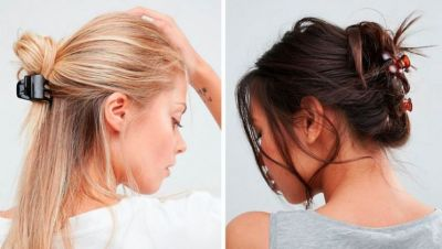 Don't have time for hair washing so these hairstyles can also help you to look stylish