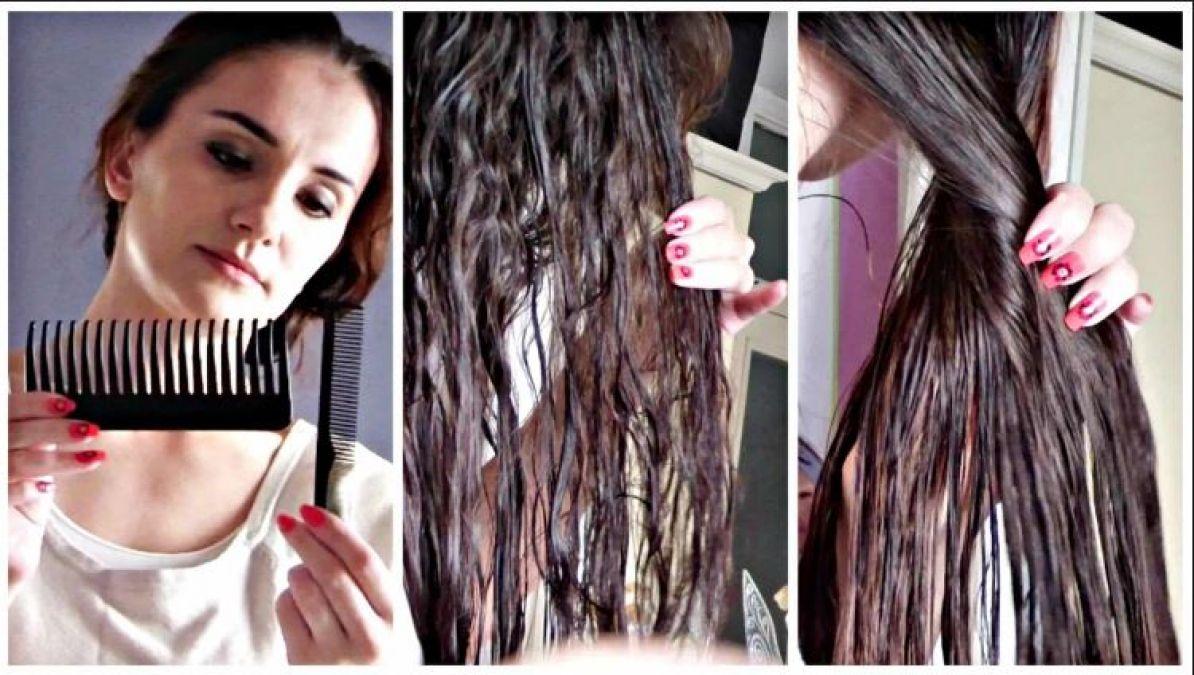 Simple Ways To Keep Hair Tangle-Free