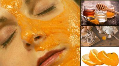 त्वचा का ख्याल रखने के लिए करें संतरे के छिलकों का इस्तेमाल
