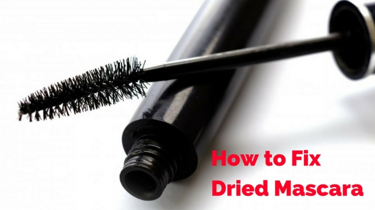 How to Revive Dried Out Mascara and Alternate Uses of Dry Mascara