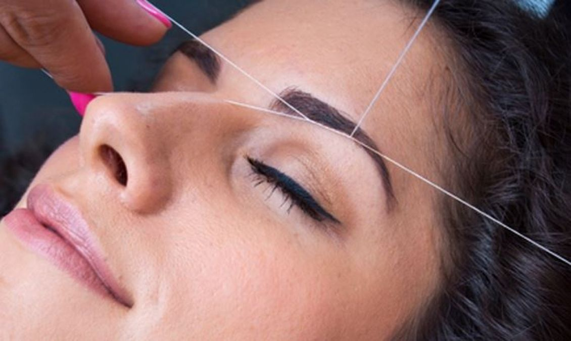 Eyebrow Threading Aftercare Tips to prevent acne after threading 1