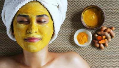 Apply Turmeric Face Pack according to the skin, get a lot of benefits
