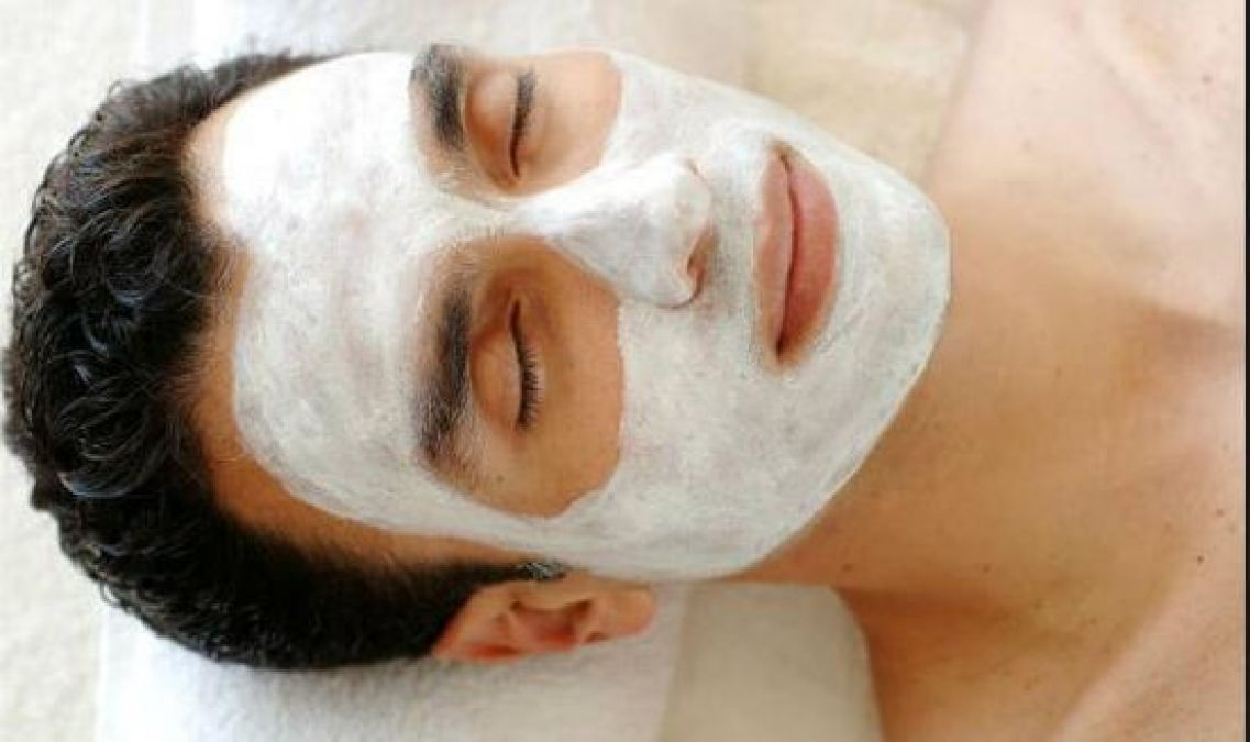 Adopt These Face Masks For Men's Skin In Summer, Will Have Benefits
