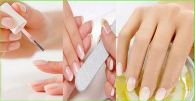 Do manicure at home easily, hand and nails will become beautiful