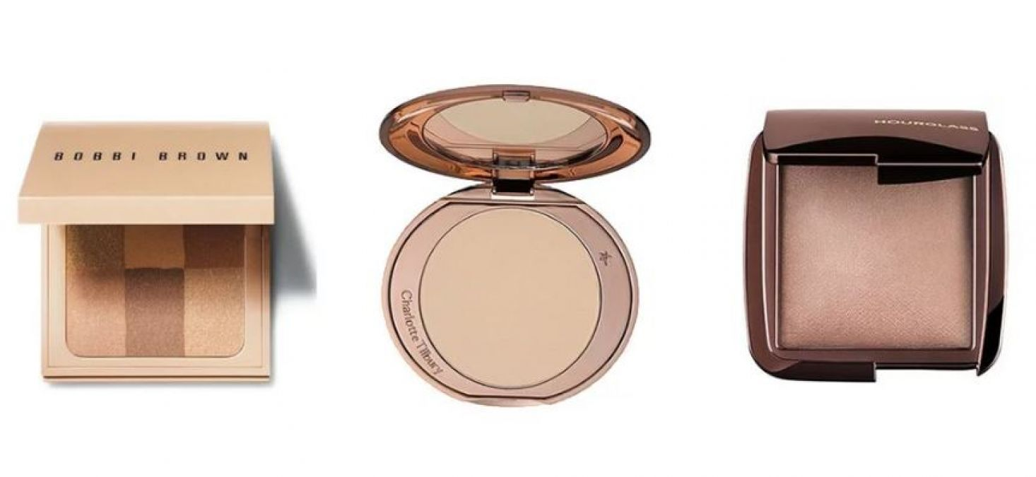 These compact powders give a complete look to your makeup