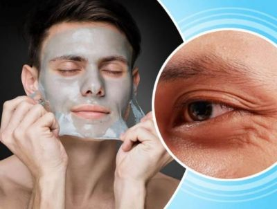 DIY Homemade Anti-Aging Eye Masks, Hide Wrinkles completely