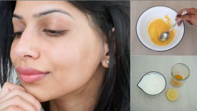 With Using Egg Facepack Make Skin Shiny And Beautiful