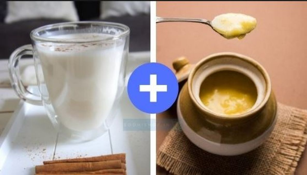 Consume Milk By Adding Desi Ghee Into It At Night There Will Be Many Benefits Newstrack English 1