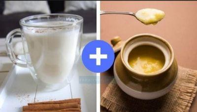 रात में दूध में मिलाकर करें देसी घी का सेवन, होंगे अनेक फायदे