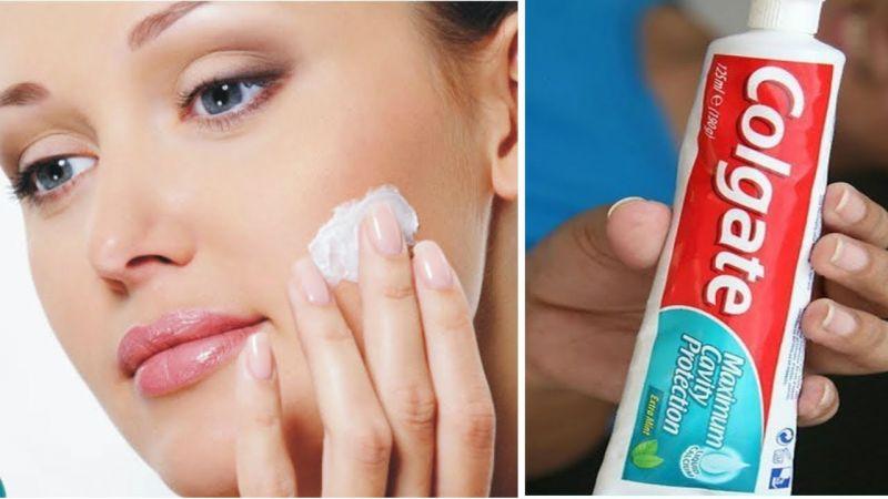 दांतों के साथ आपके गालों को भी चमकाएगा टूथपेस्ट