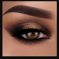 This makeup will make brown eyes magical, follow these makeup tips