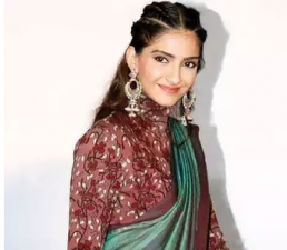 This Banjara hairstyle is perfect for the traditional and modern look