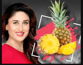 Pineapple beauty tips will make your skin shiny