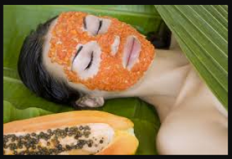 Papaya mask removes acne, know how to use