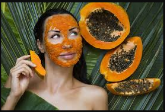 Instant skin purification with papaya, try this remedy