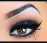 Try this trendy makeup, you will get attractive look