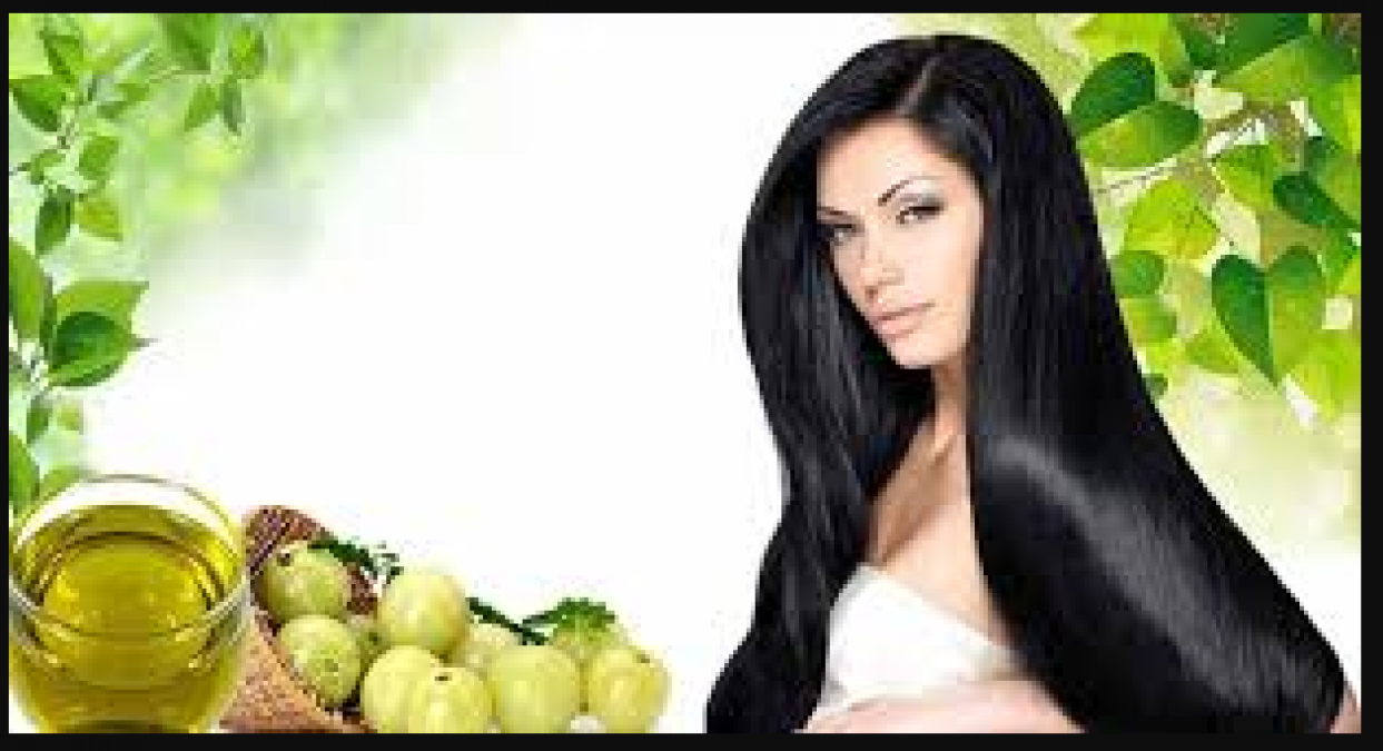 Use these things with Amla to get strong and long hair