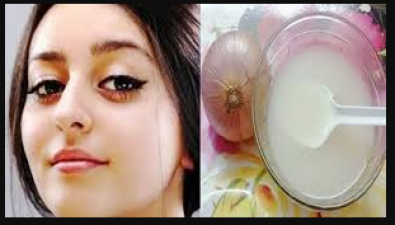 Use onion and garlic to enhance beauty
