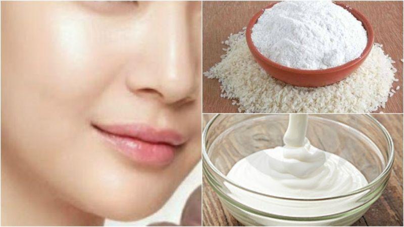 चेहरे की रौनक बढ़ा सकता है चावल का यह मिश्रण