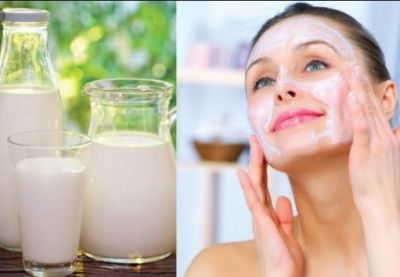 Use raw milk with these things to get beautiful skin