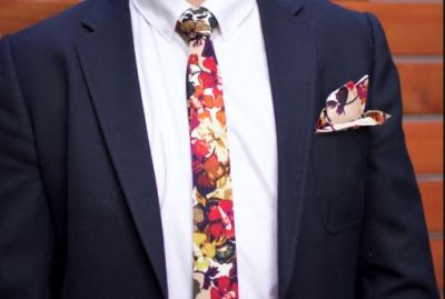 Party or office, pocket square style will give you a perfect look