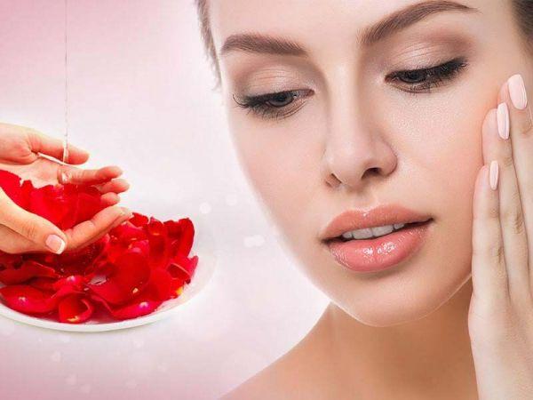 खूबसूरत त्वचा पाने के लिए करें गुलाब जल का इस्तेमाल