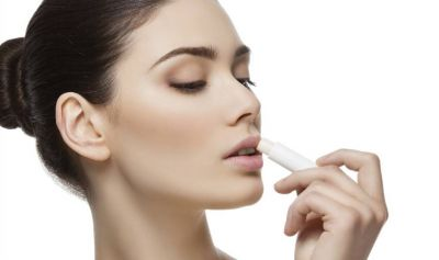 Apart from lips, lip balm can be applied on the face also, here's how
