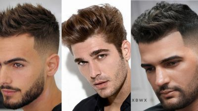 Choose haircut according to face, will look more stylish