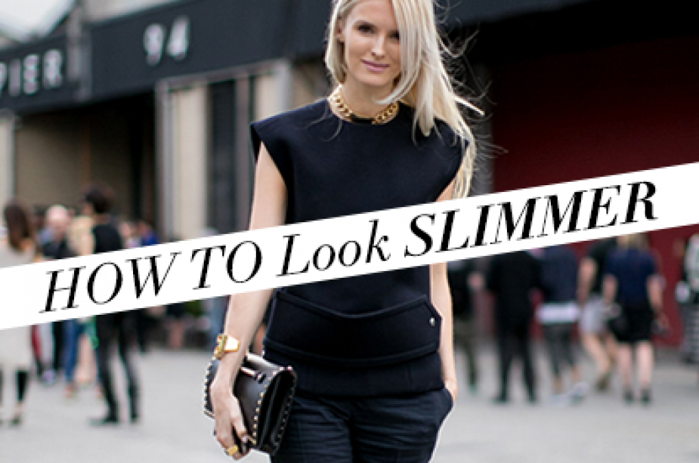 Want to look slim and trim, then change your dressing sense