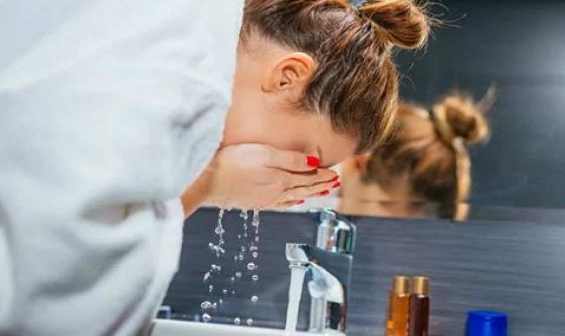 Apart from health, hot water also enhances your beauty