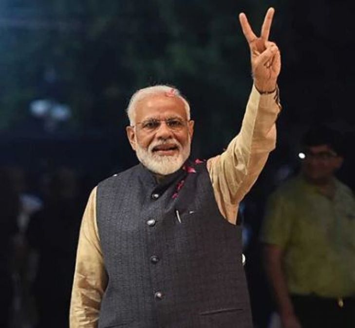 In this way, PM Modi remains fit even at the age of 70, know his fitness secrets