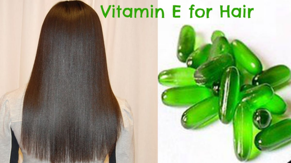 Know how important vitamin E is for hair