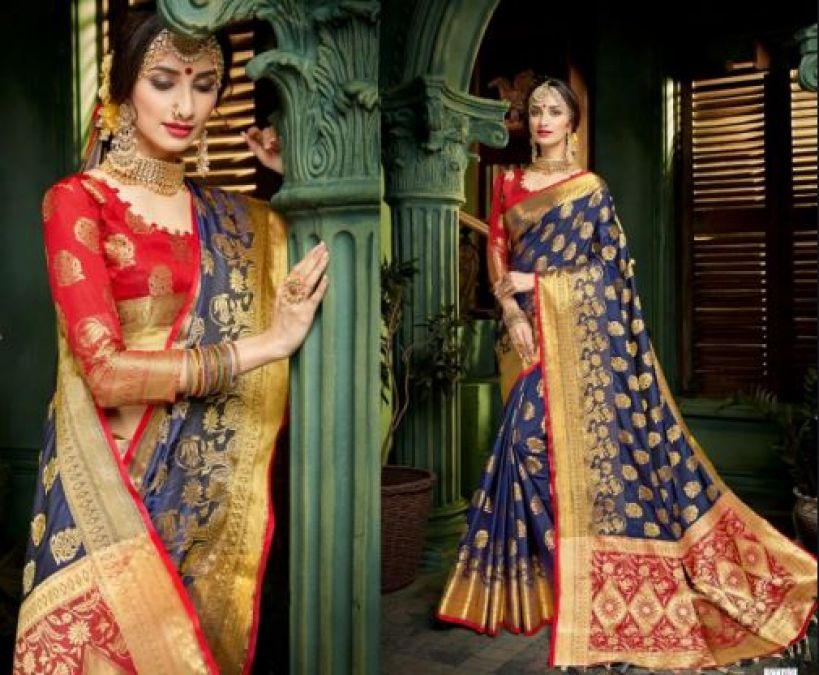 If you want to wear a silk saree, then follow these tips to look perfect