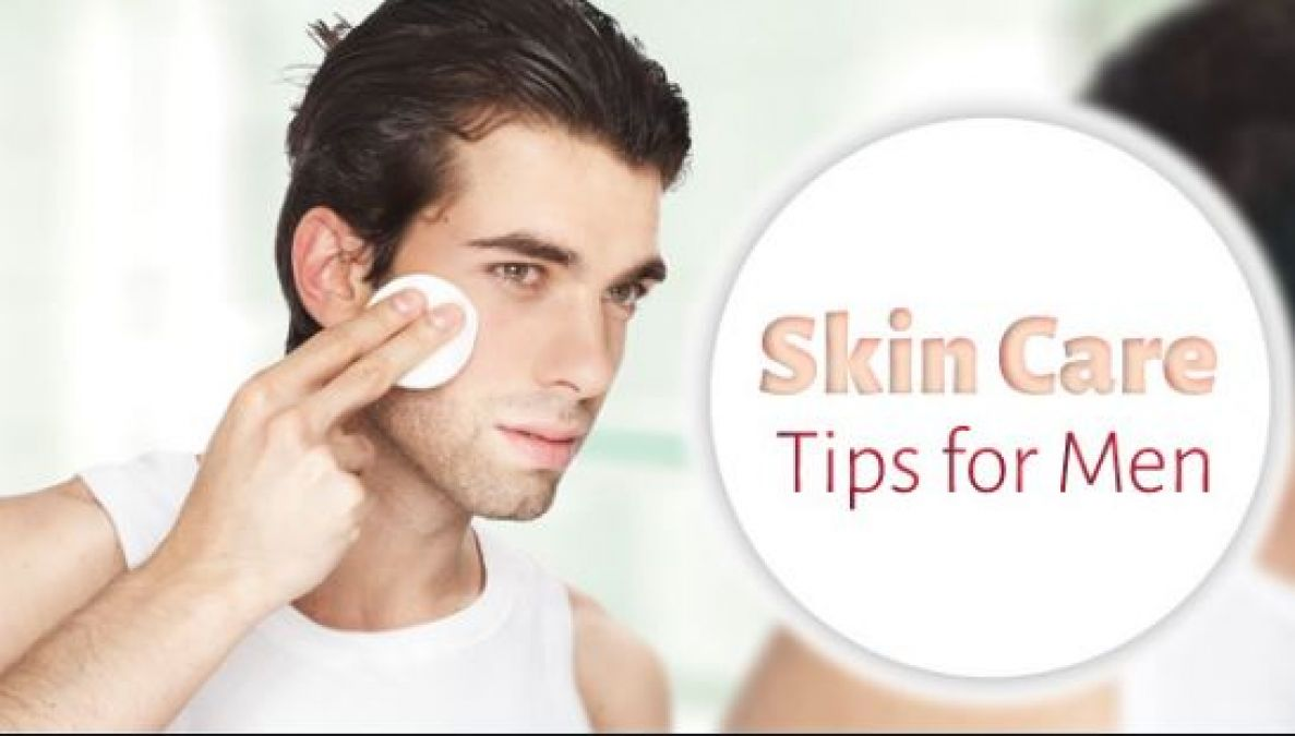 Boys should also take care of their skin, follow these tips