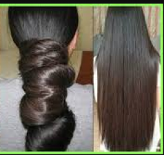 These vitamins are very important for hair, will give long and healthy hair